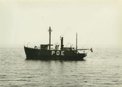 U. S. LIGHTSHIP NO. 99 (1920, Propeller)