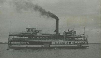 BOECKLING,  G.A. (1909, Steamer)