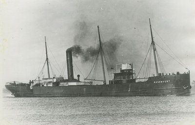 ROSEMOUNT (1896, Package Freighter)