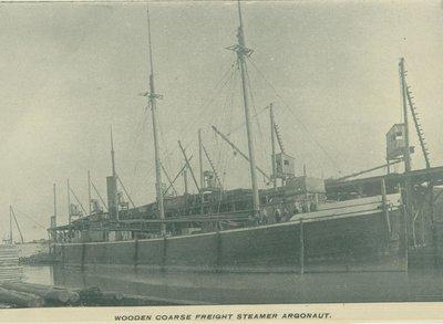 ARGONAUT (1873, Schooner-barge)