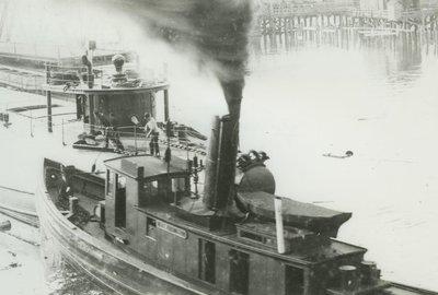 CARRINGTON, M.D. (1875, Tug (Towboat))