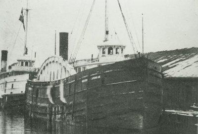 FISK, JAMES, JR. (1870, Bulk Freighter)