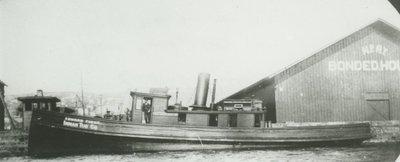 FISKE, EDWARD (1883, Tug (Towboat))