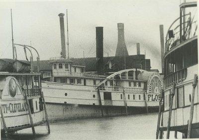 FLORA (1875, Steamer)