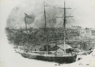 COURTLANDT (1867, Bark)