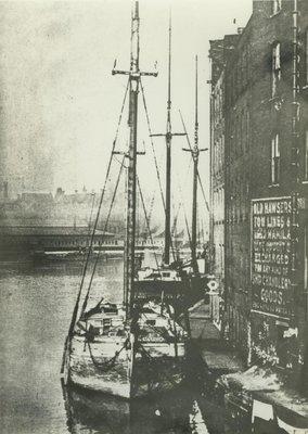 COWLES, HENRY (1881 - 82, Schooner)