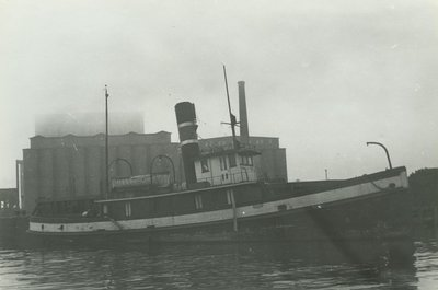 CRAWFORD (1905, Tug (Towboat))