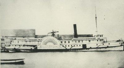 CUMBERLAND (1871, Steamer)