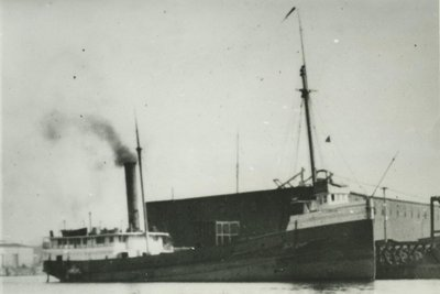 CURTIS, C.F. (1882, Steambarge)