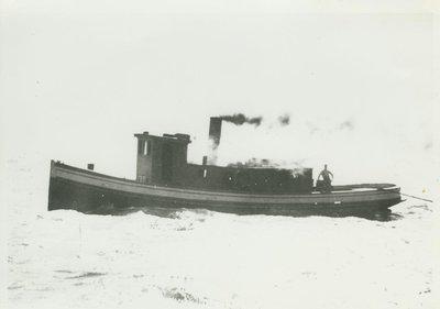 CYCLONE (1866, Tug (Towboat))