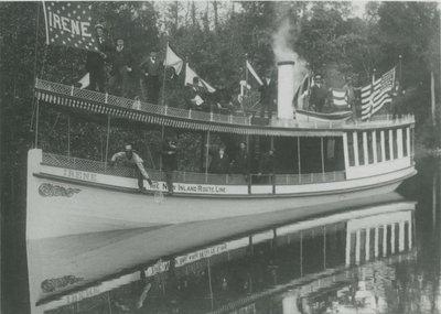 IRENE (1888, Yacht)