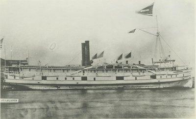 IRONSIDES (1864, Propeller)