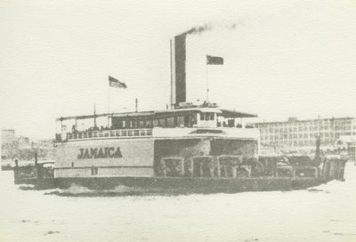 JAMAICA (1882, Ferry)