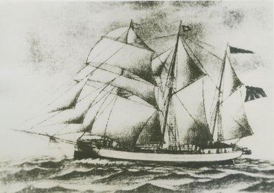 ST. LOUIS (1877, Barkentine)