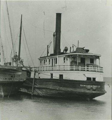 SANILAC (1867, Steambarge)