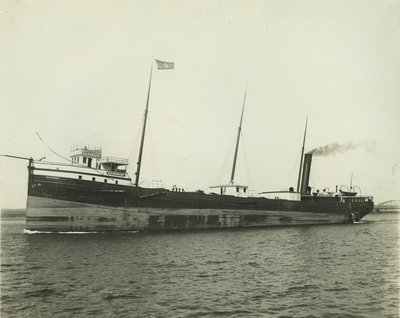 SCHUCK, R. E. (1890, Bulk Freighter)