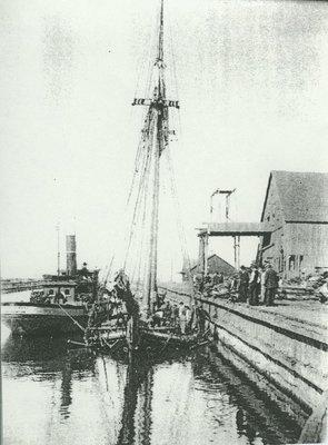 WANDERER (1861, Schooner)