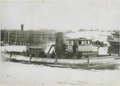 WEATHERLEY, J. L. (1886, Tug (Towboat))