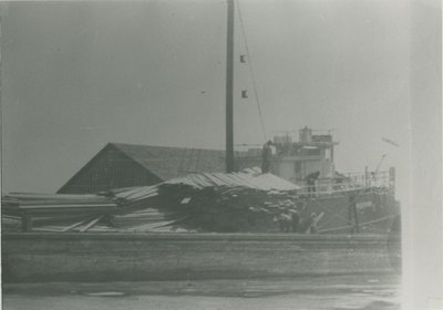 WESTOVER (1873, Package Freighter)