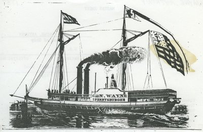 WAYNE, ANTHONY (1837, Steamer)