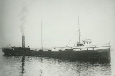 PASADENA (1889, Bulk Freighter)
