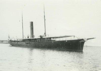 PEERLESS (1886, Yacht)