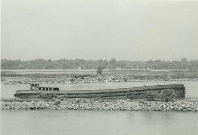 PEERLESS NO 1 (1919, Barge)