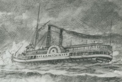 PATCHIN, A.D. (1846, Steamer)