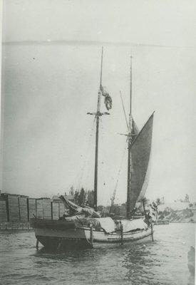 SMITH, CHARLEY J. (1879, Scow Schooner)