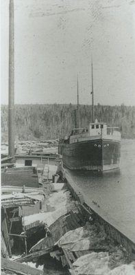 SPENCER, GEORGE (1884, Bulk Freighter)