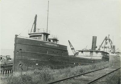 STAFFORD, W.R. (1886, Steambarge)