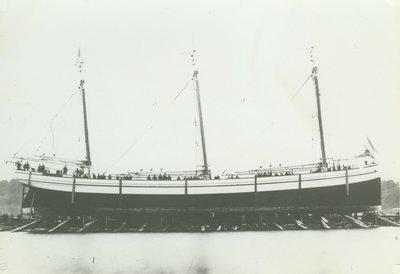 STEPHENSON, S.M. (1880, Schooner-barge)