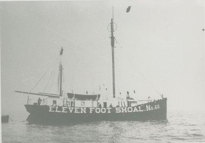 U. S. LIGHTSHIP NO. 60 (1893, Barge)