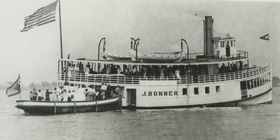 BONNER,  J. (1901, Excursion Vessel)