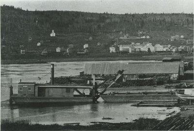 NO.2 (1887, Barge)