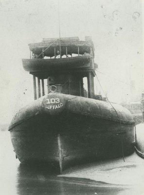 103 (1889, Barge)