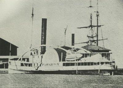 PLOUGHBOY (1851, Steamer)