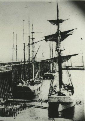 CANADA (1861, Barkentine)