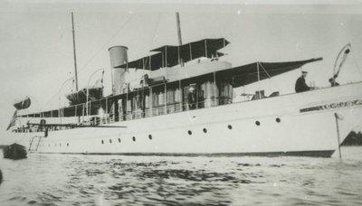 CAPITOLA (1905, Yacht)