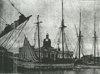 CAROLINE (1854, Schooner)