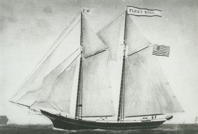 FLEET WING (1863, Schooner)