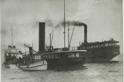 CRANAGE, THOMAS (1893, Bulk Freighter)