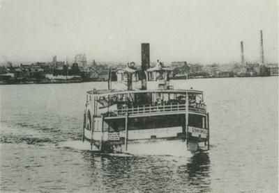 SADIE (1885, Ferry)