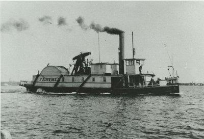 PARTHIA (1896, Tug (Towboat))