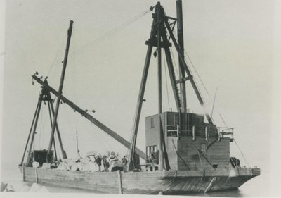 MADGE (1897, Barge)