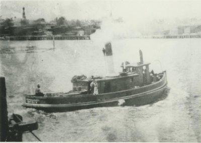 PENSAUKEE (1875, Tug (Towboat))