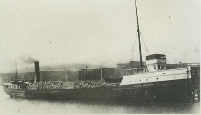 PLANKINTON, JOHN (1889, Bulk Freighter)