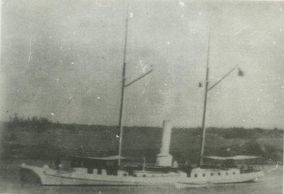 SKYLARK (1874, Yacht)