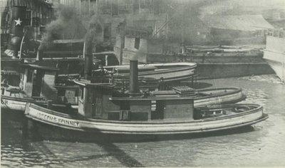 SPINNEY, JOSEPH S. (1873, Tug (Towboat))