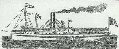 SOUTHERNER (1847, Steamer)